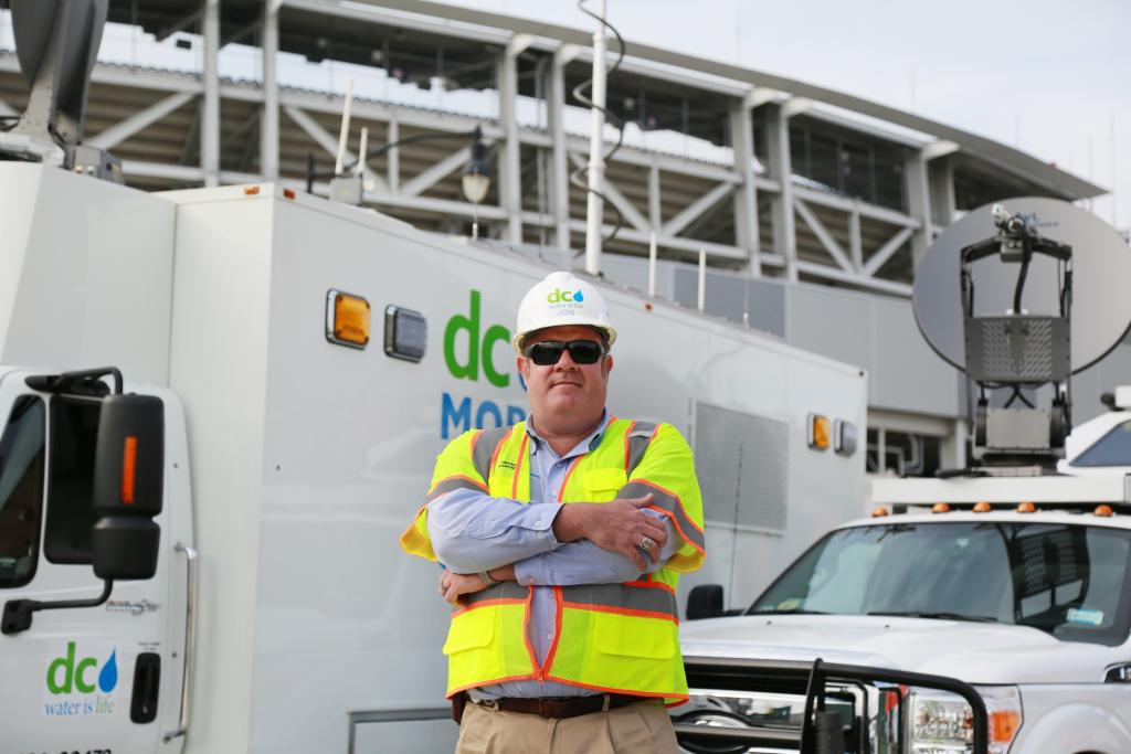 DC Water's Emergency Management Chief