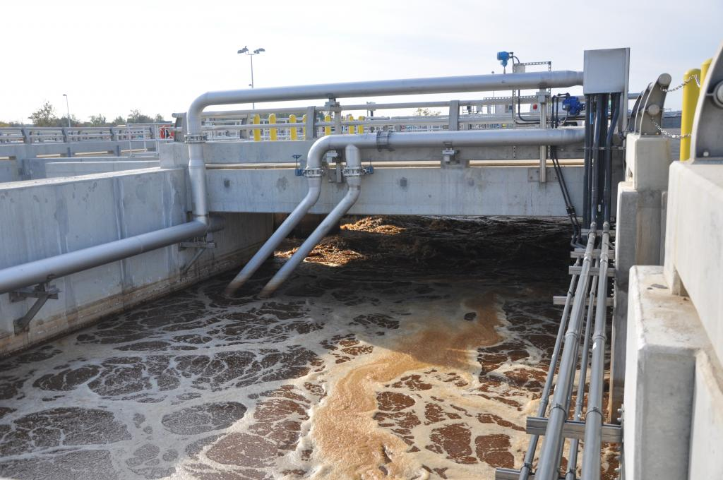 New Enhanced Nitrogen Removal Facilities