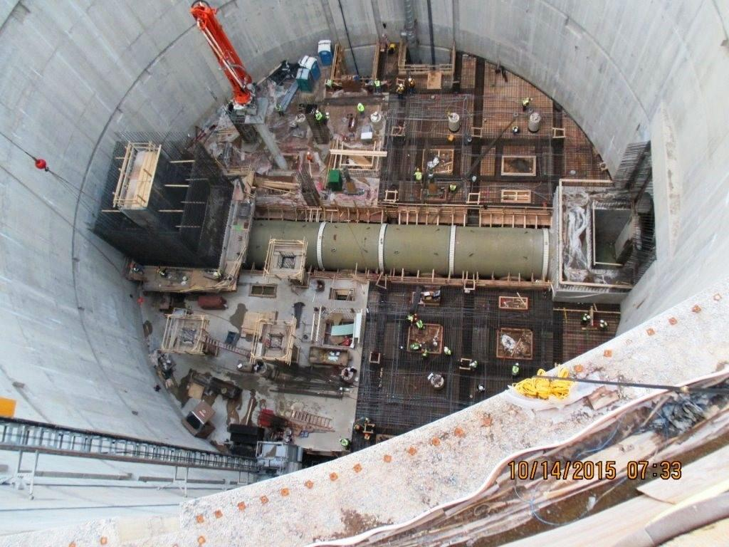 Tunnel Dewatering Pump Station