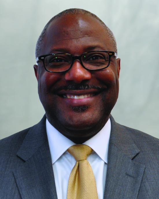 Reverend Dr. Kendrick Curry